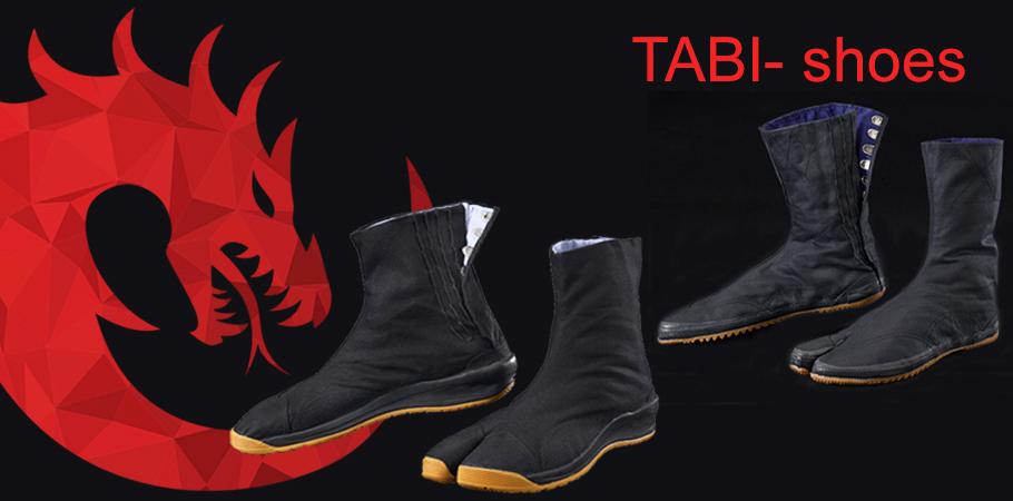 online retailer 1eb95 054ed Japanische Tabi-Schuhe - Japanese Tabi-Shoes from KAISER ...